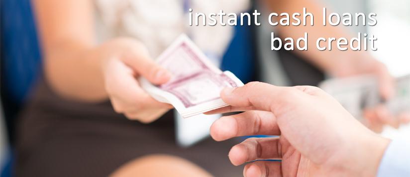 instant cash loans