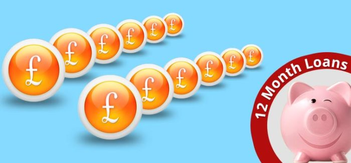 Which Features Make 12 Month Loans Crucial for Bad Credit People