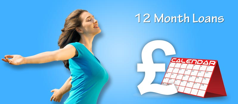 12-Month Loans Bad Credit Customers can Avail without a Guarantor