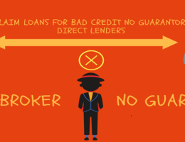 , loans bad credit no guarantor