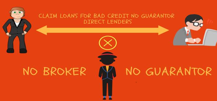 , loans bad credit no guarantor