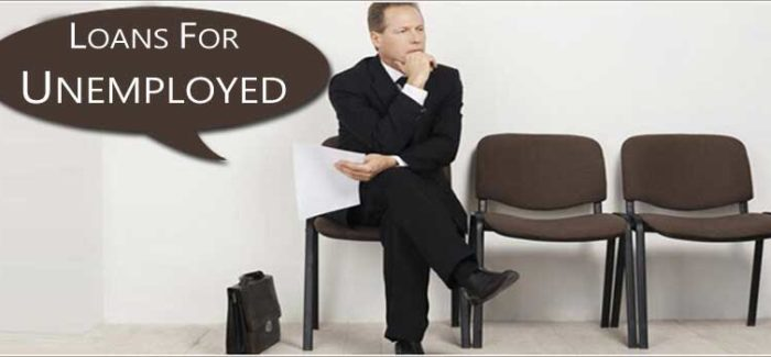 Short term loans for Unemployed uk