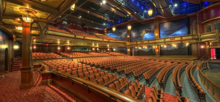 Theater finance