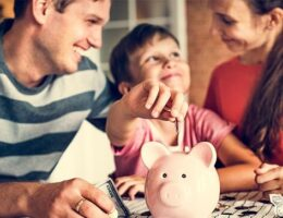 parents financial stability