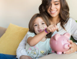 AS A SINGLE MOTHER GIFT YOUR CHILDREN A FINANCIALLY SECURE FUTURE